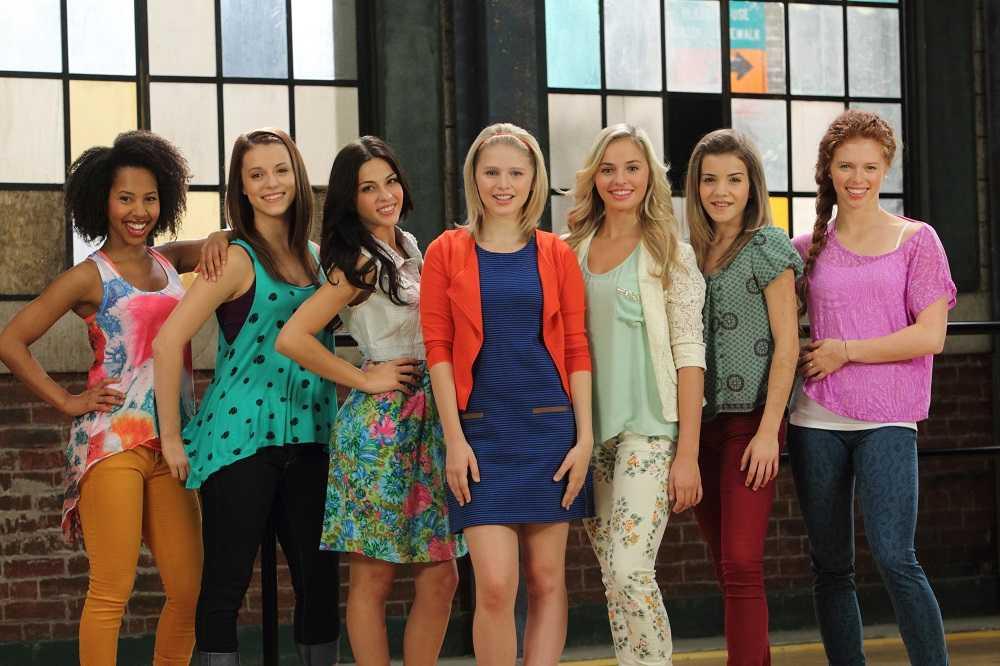 Tiffany, Chloe, Stephanie, Emily, Michelle, Brittany & Giselle