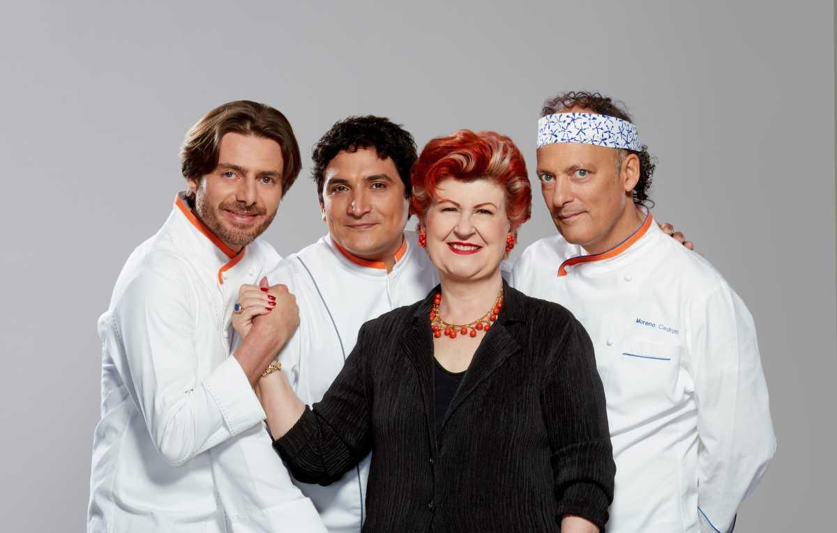 La nuova stagione di Cucine da incubo Italia su Nove