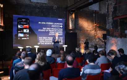TIM e Vivendi: arriva in Italia l'App STUDIO+ per accedere a serie brevi e originali per smartphone