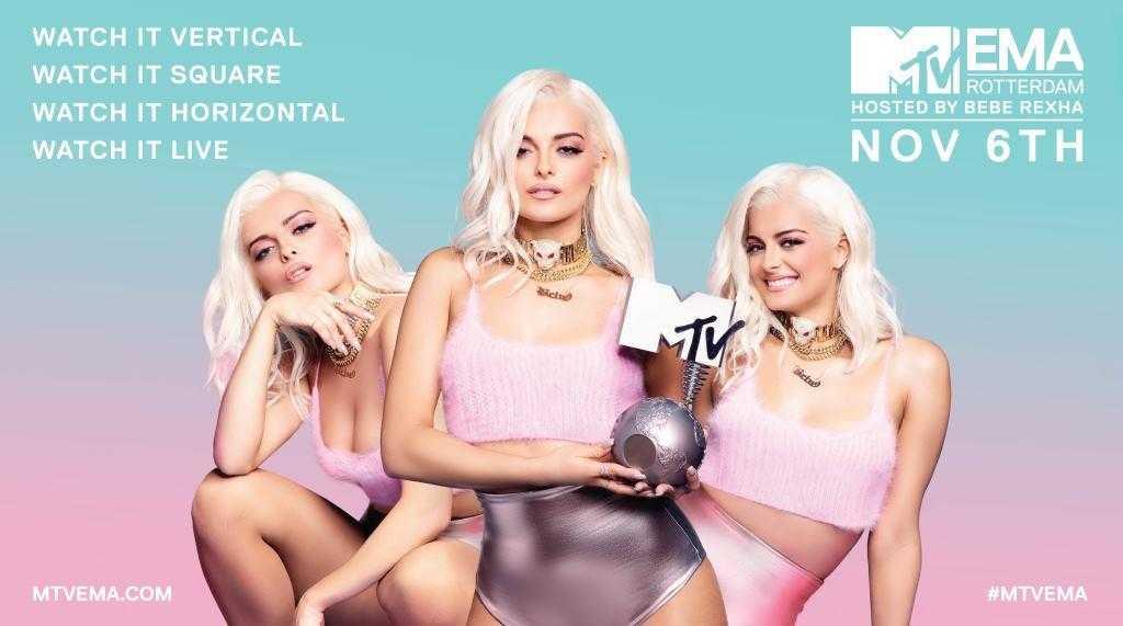 Sarà Amsterdam ad ospitare l'edizione 2013 degli MTV EMA