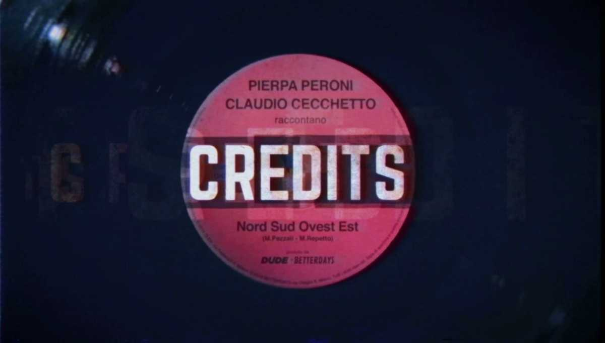 Credits Nord Sud Ovest Est 883 Real Time