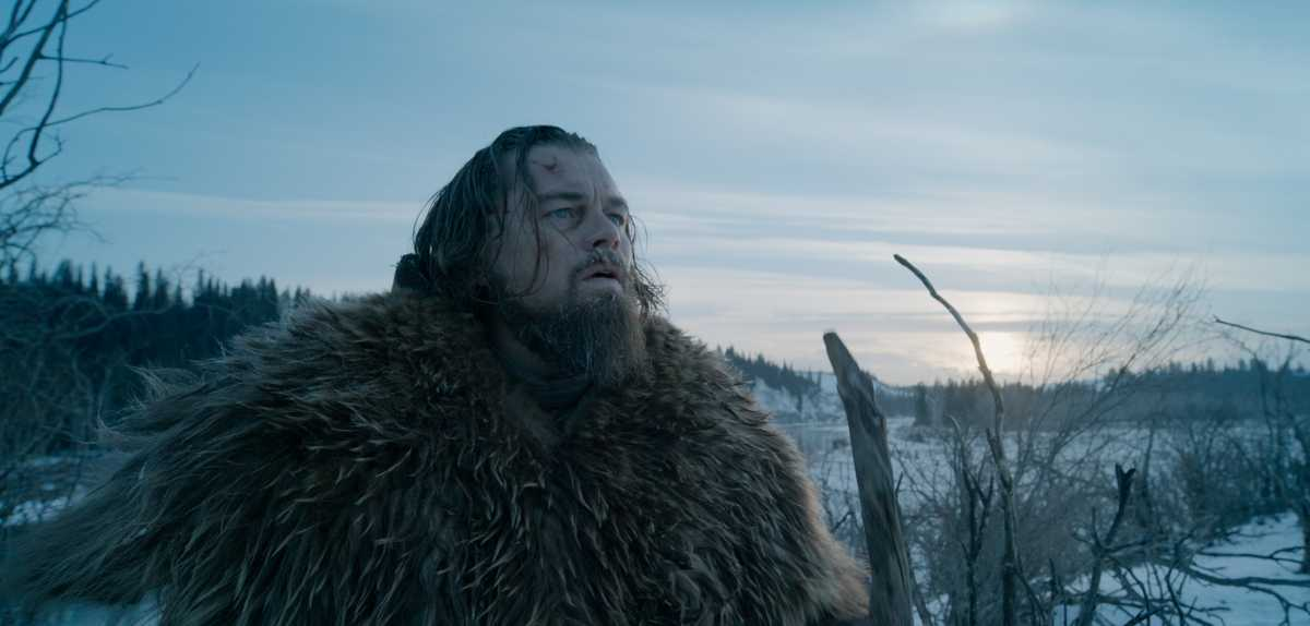 re_select_3.00001914Leonardo DiCaprio stars in THE REVENANT, an immersive and visceral cinematic experience capturing one man's epic adventure of survival and the extraordinary power of the human spirit.Photo Credit: Courtesy Twentieth Century Fox.Copyright © 2015 Twentieth Century Fox Film Corporation. All rights reserved.  THE REVENANT Motion Picture Copyright © 2015 Regency Entertainment (USA), Inc. and Monarchy Enterprises S.a.r.l. All rights reserved. Not for sale or duplication.