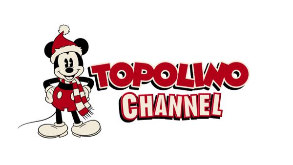 Topolino Channel logo Sky