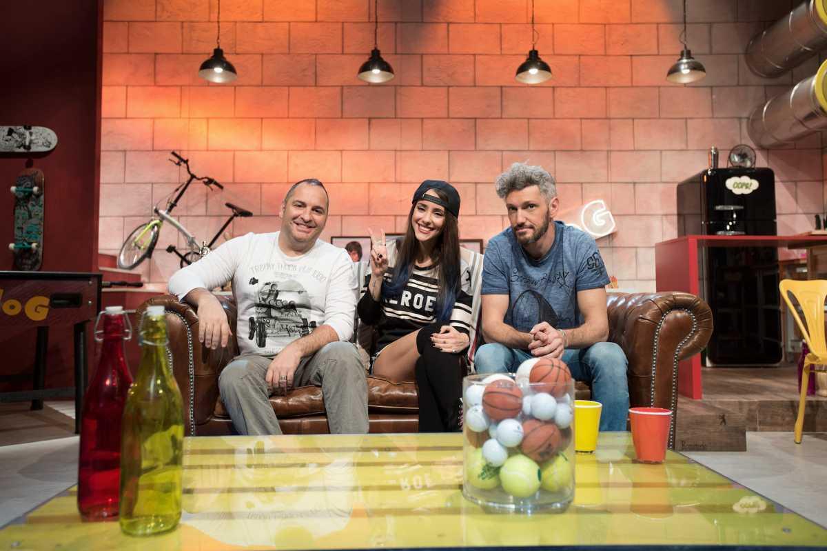 Omar Fantini e Melita Toniolo conducono Metropolis, da giovedì 6 Dicembre su Comedy Central
