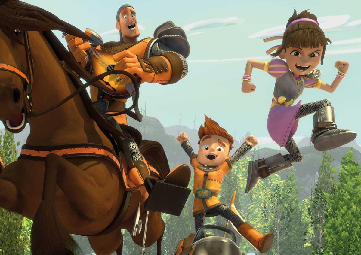 Il tempo del coraggio: la prima serie in cross-casting sulle reti Mediaset