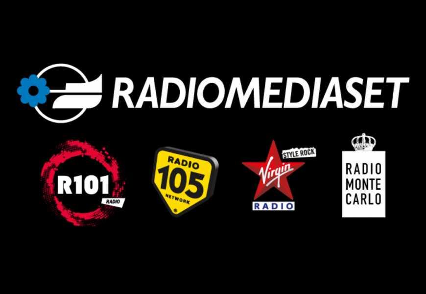 Ascolti radio:  pubblicati i dati TER relativi al primo semestre 2017. RadioMediaset si conferma Gruppo leader.