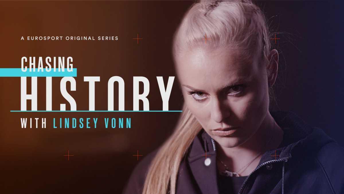 "Lindsey Vonn, arriva l'attesissima docu-series ""Chasing History"" in esclusiva su Eurosport"