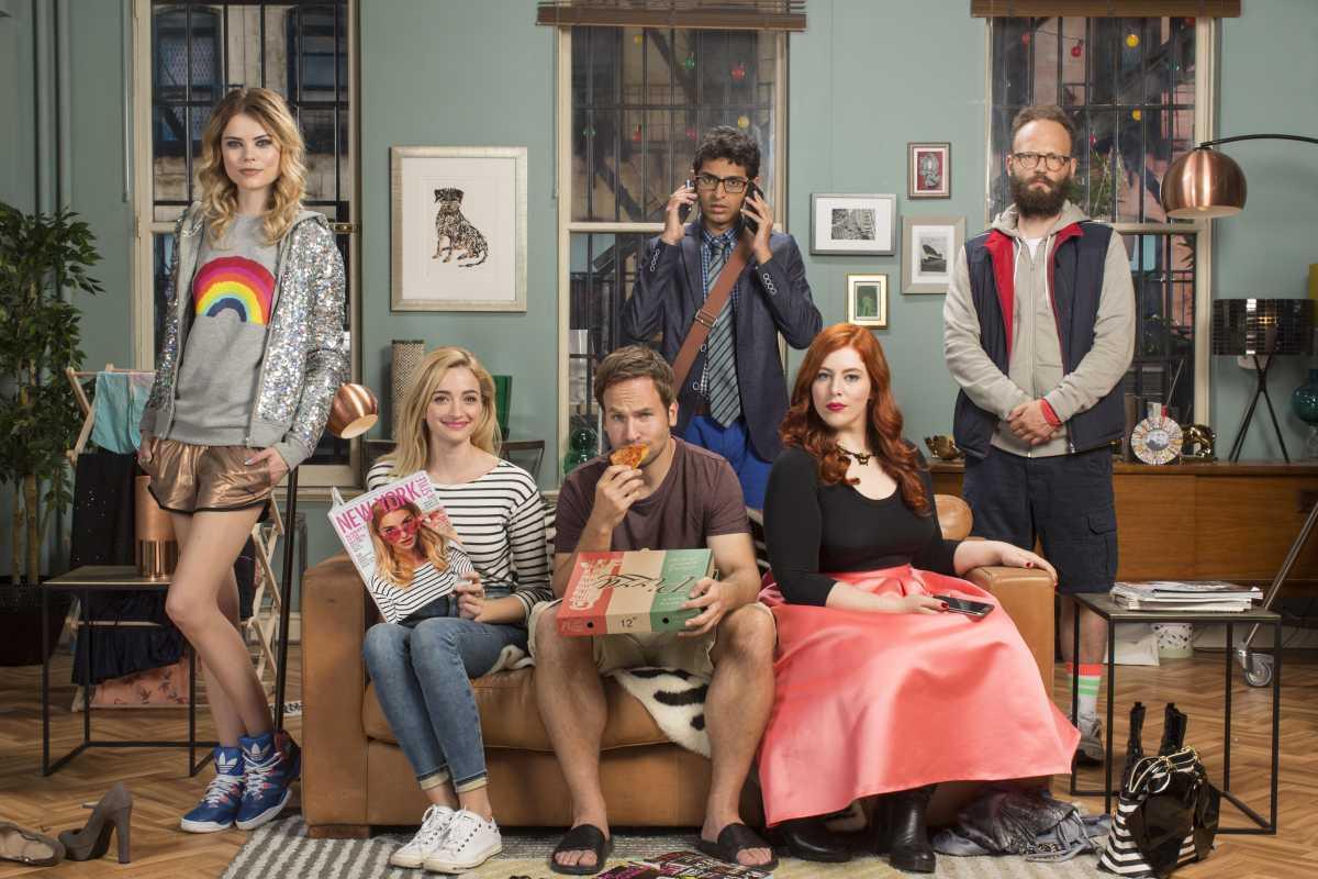 """La seconda stagione di """"I love with models"""" su Comedy Central"""