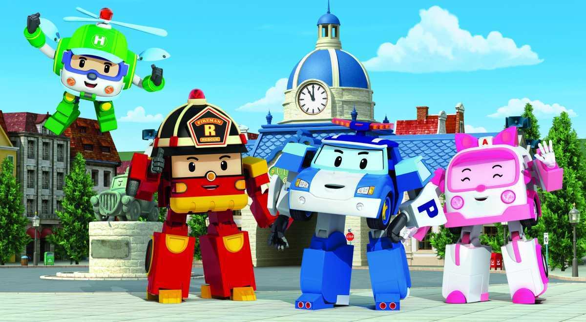 герои робокар поли и его друзья картинки чистятся добавленные мной