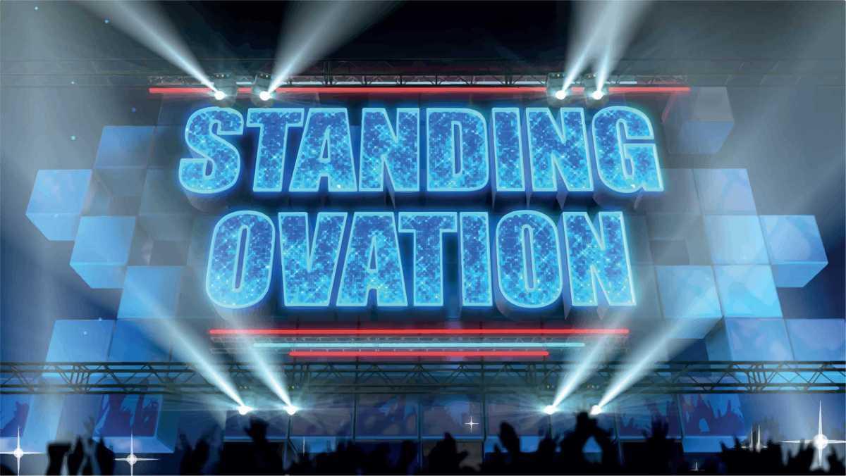 Standing Ovation: primo appuntamento col nuovo show condotto da Antonella Clerici