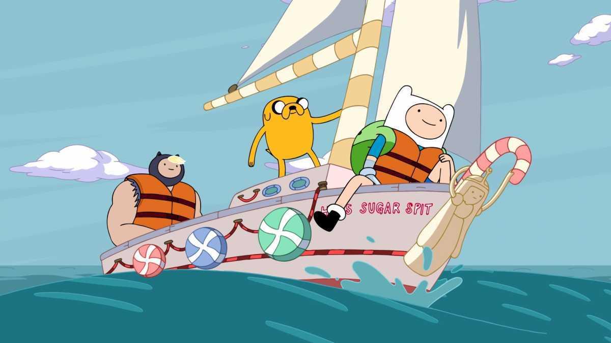 """Arriva su Cartoon Network l'8a stagione di Adventure Time e la mini serie """"Rotta sull'isola"""""""