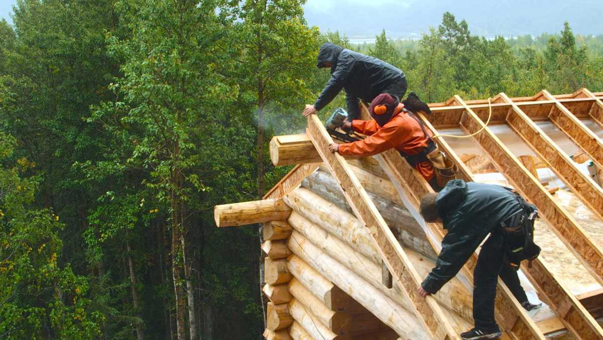 Su FIne Living ad Aprile case in Alaska, a domicilio e su misura