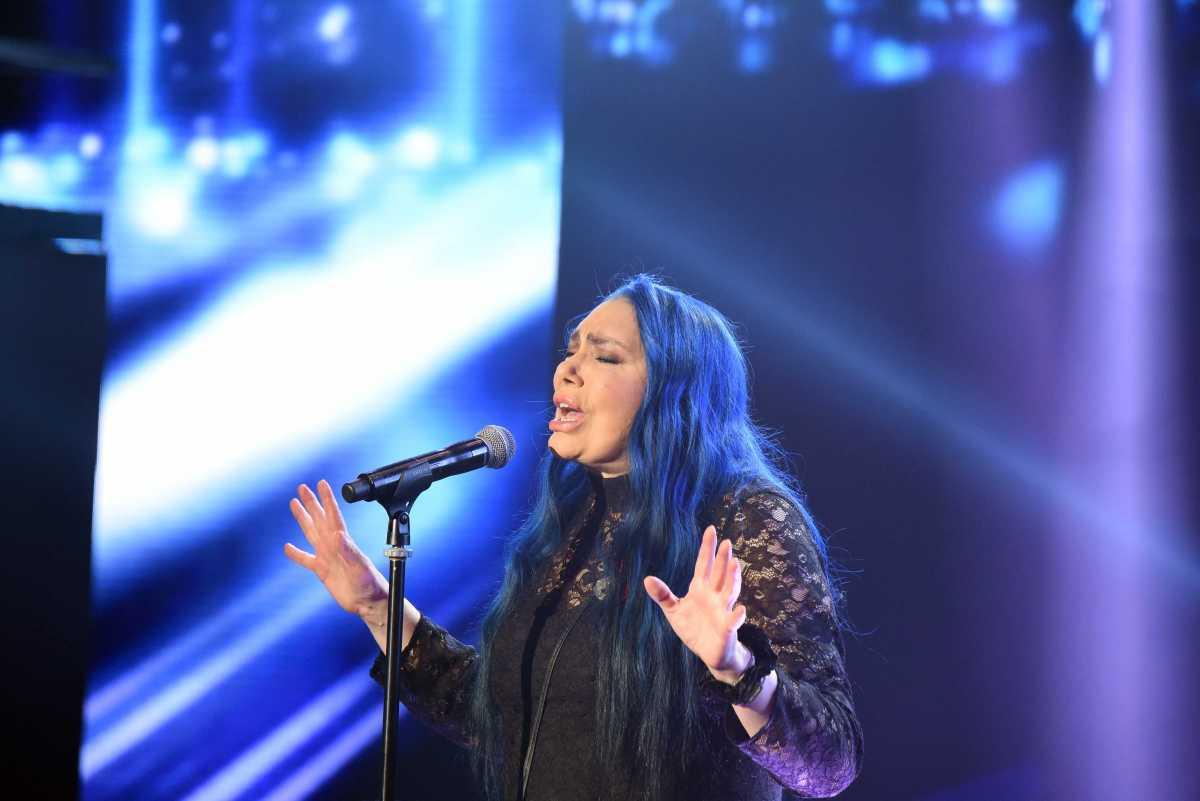 J Ax nella seconda puntata di Hidden singer Italia su Nove