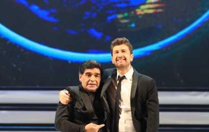 """Maradona si racconta in """"Tre volte 10"""" sul Nove"""