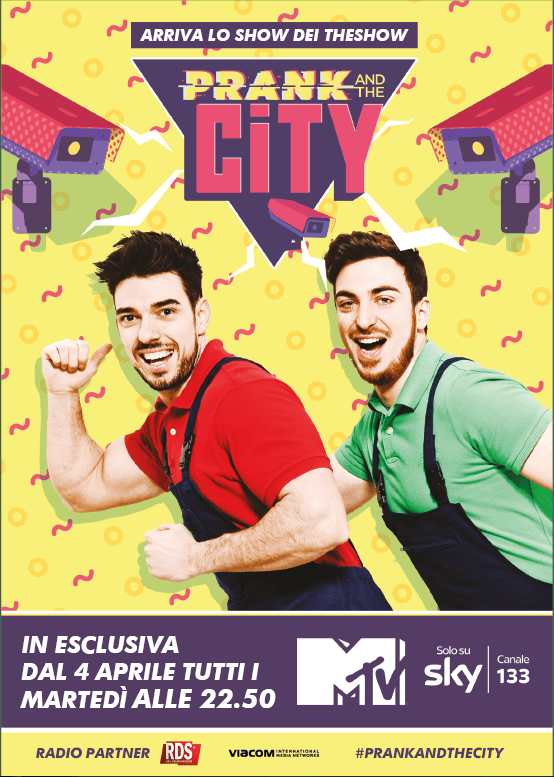 Prank and the city con i The show su MTV