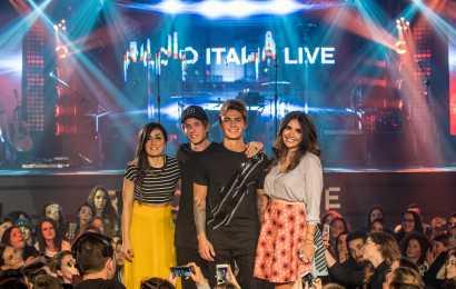 Su Real Time prima puntata di Radio Italia Live con Benji & Fede