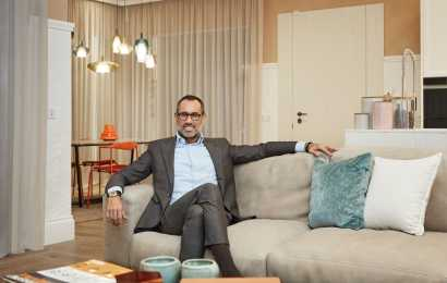 """Design per tutti con """"Cambio casa, cambio vita!"""" con Andrea Castrignano su La5"""