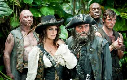 """Al via il temporale Channel """"Sky Cinema Disney Pirati dei Caraibi"""" HD"""