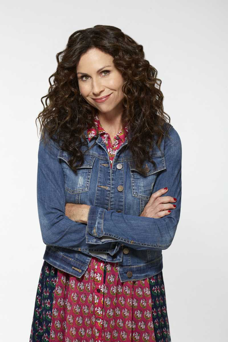 "SPEECHLESS - ABC's ""Speechless"" stars Minnie Driver as Maya. (ABC/Kevin Foley)"
