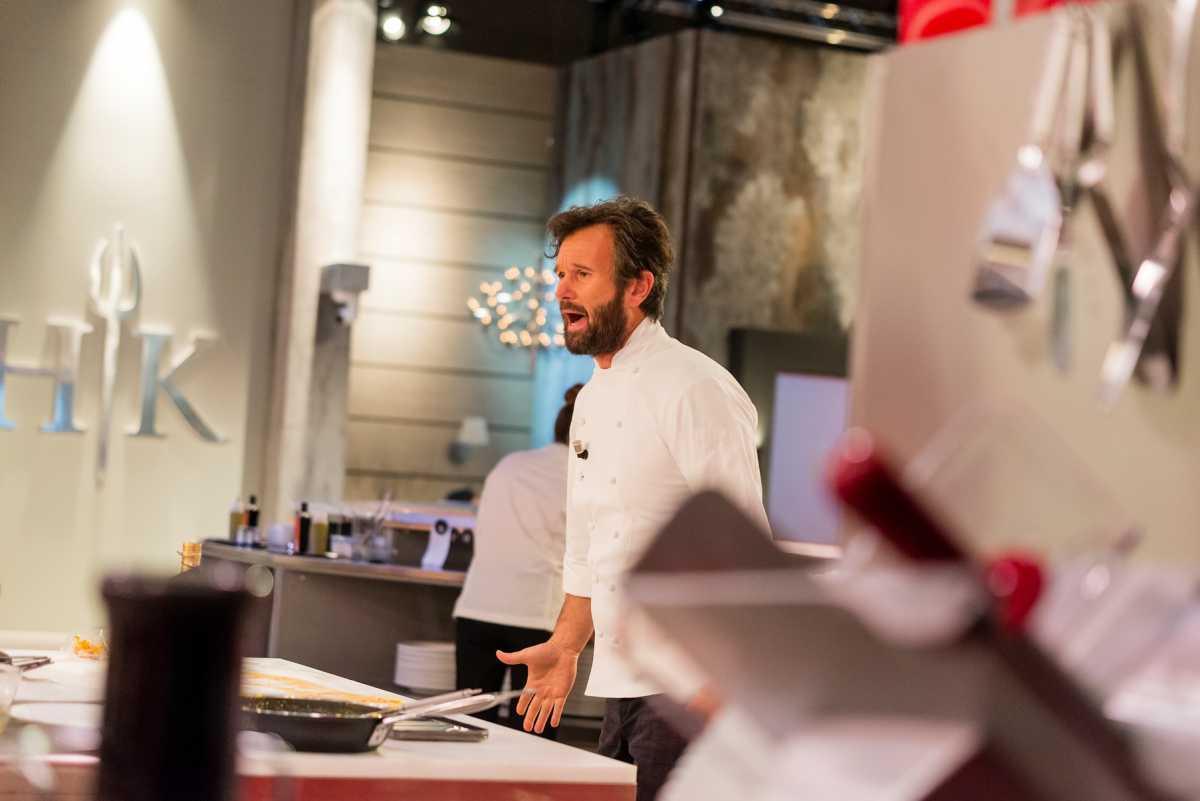 Al via la stagione 3 di Hell's Kitchen Italia in prima tv in chiaro su TV8