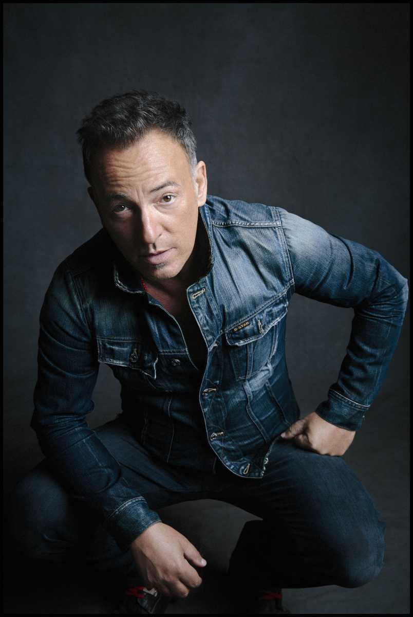 Picture shows_Bruce Springsteen press photo