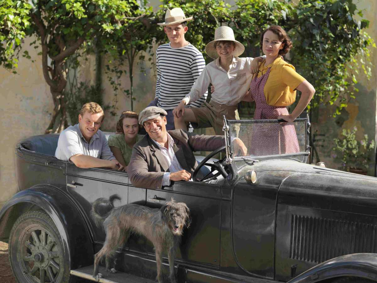 """Dal 9 giugno arriva in Italia su laeffe """"I Durrell"""", la serie tv con ascolti record in UK"""