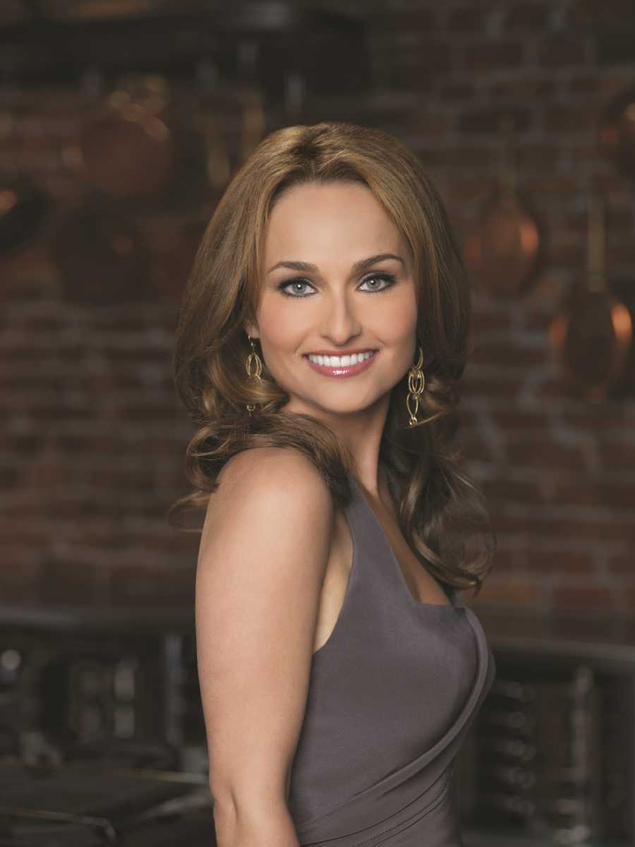 Food Network Star Season 7; PROMO Shoot; Giada DeLaurentis-Host; Gallery