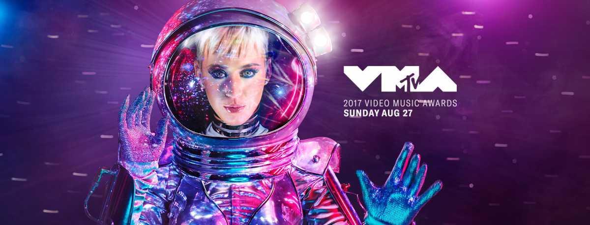 Katy Perry sarà la conduttrice degli MTV Video Music Awards 2017