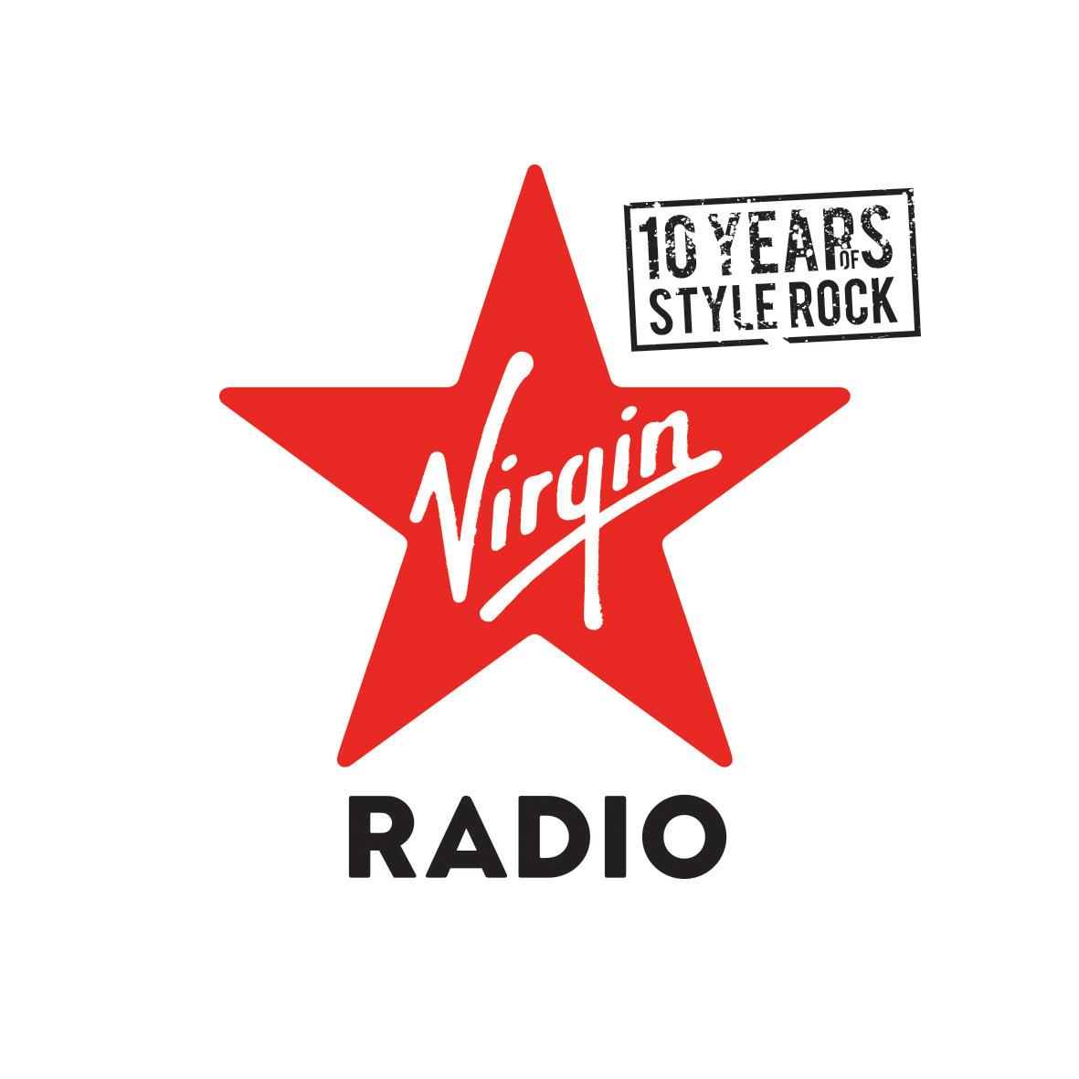 Virgin Radio compie 10 anni e festeggia con un'estate a tutto rock e una giornata speciale in onda e su Italia1