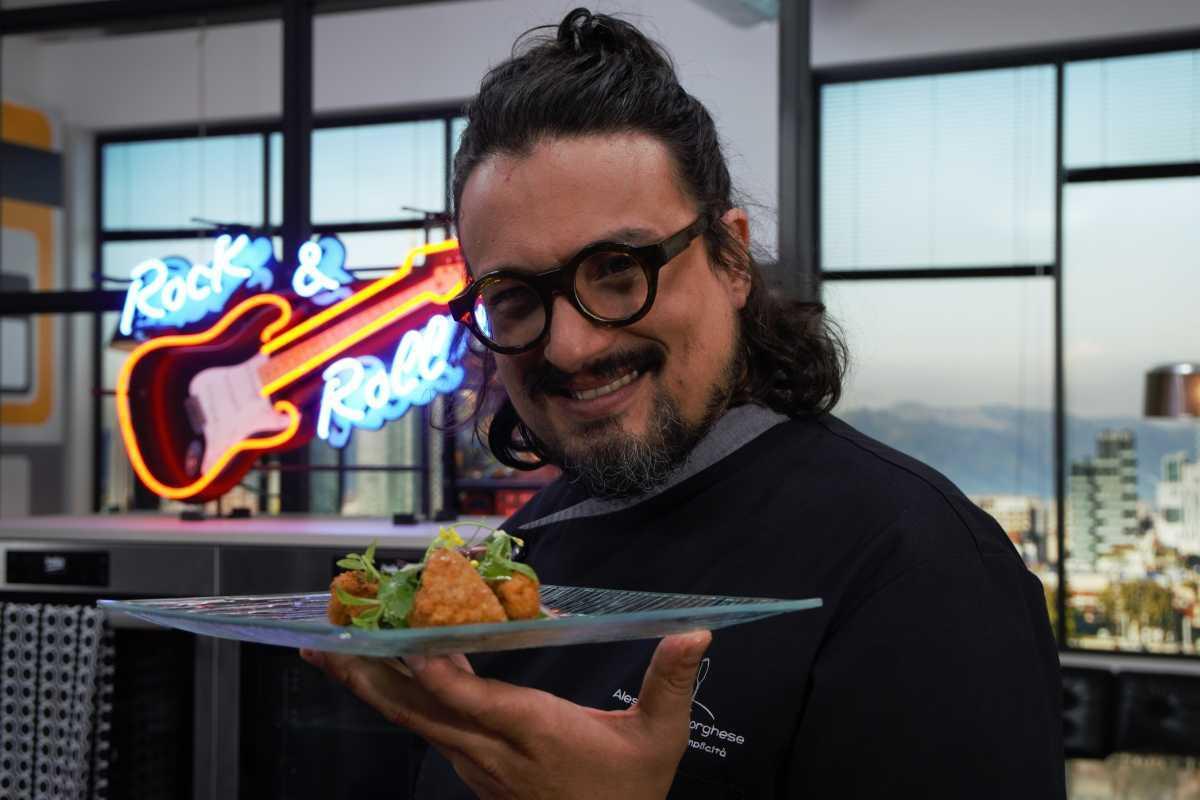 """In anteprima su Sky Uno HD la terza stagione di """"Alessandro Borghese Kitchen sound"""""""