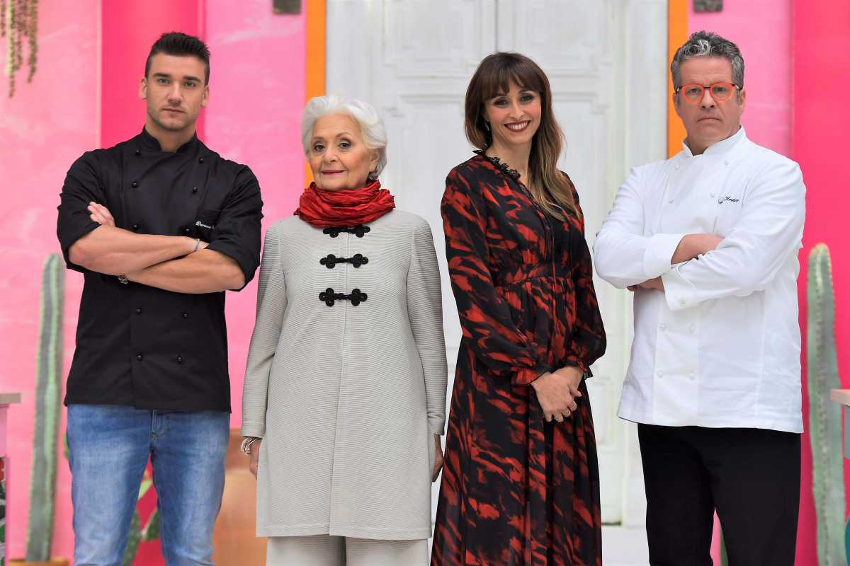 "Su Real Time la finale di ""Bake Off Italia – Dolci in forno"""