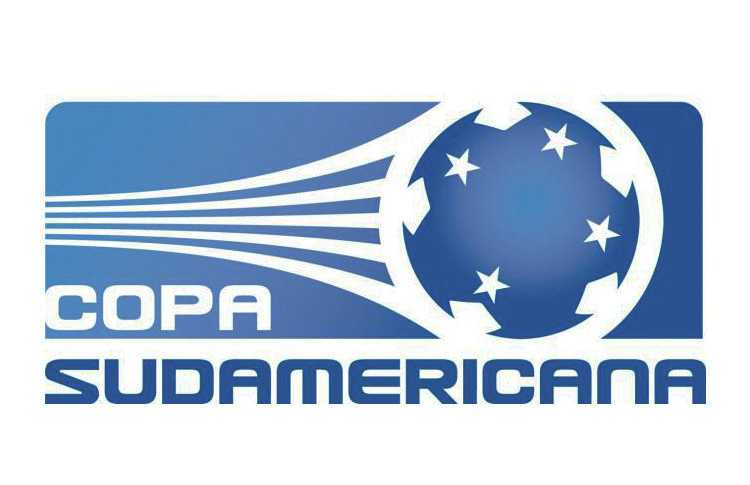 Undated logo of the Copa Sudamericana 2016. / AFP PHOTO / HO