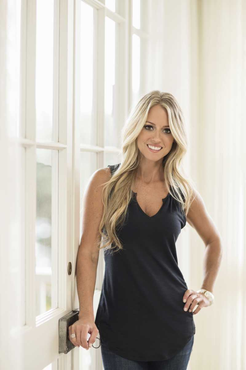 Nicole Curtis, HGTV and DIY Network host, designer and home rehabber.