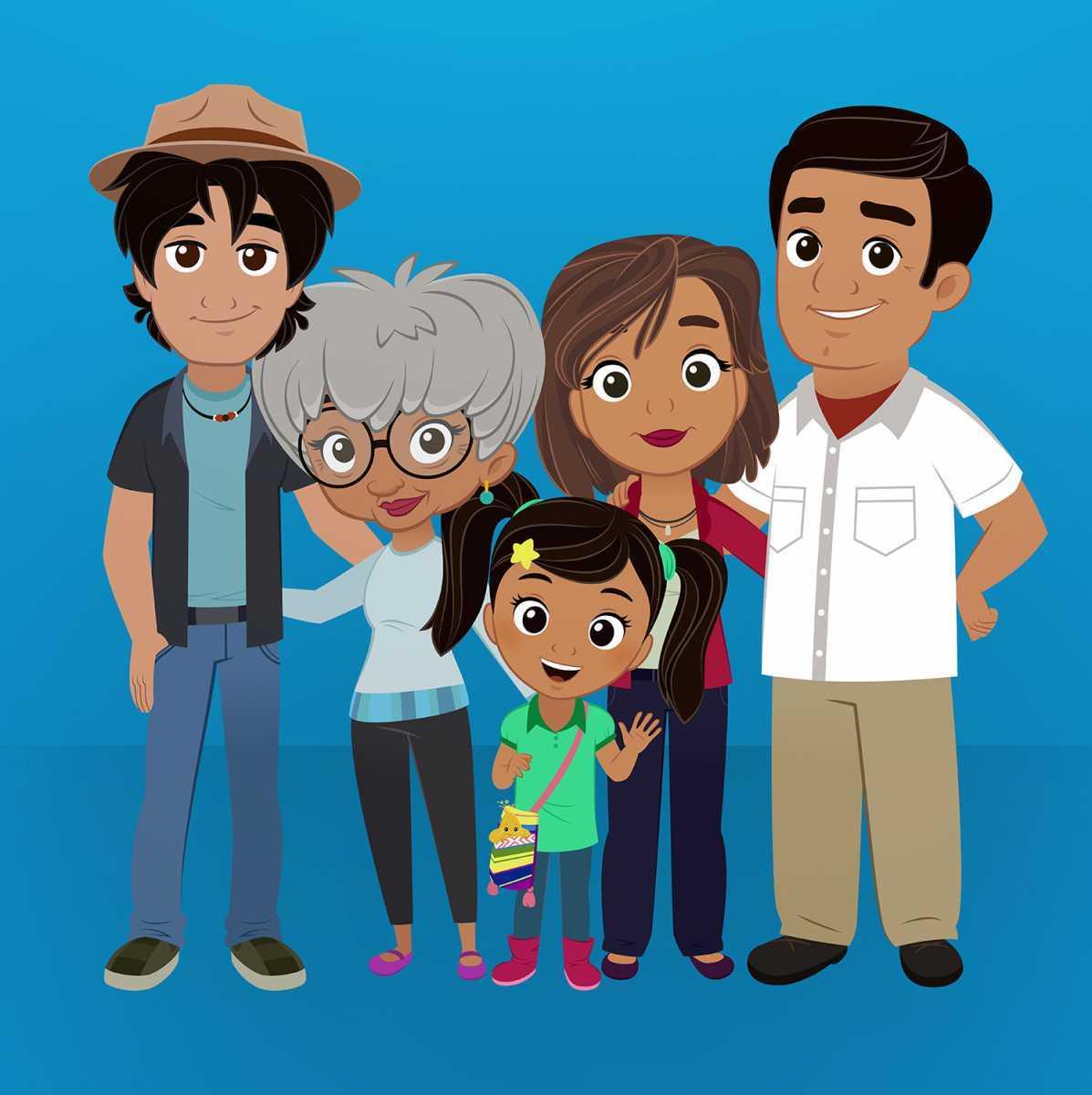 Il mondo di Nina in prima tv su Cartoonito