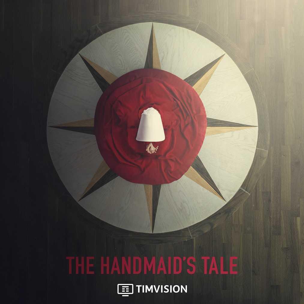"TimVision: Domani arriva ""The Handmaid's Tale"", la serie vincitrice di 8 Emmy Awards con Elisabeth Moss, Alexis Bledel e Ann Dowd"