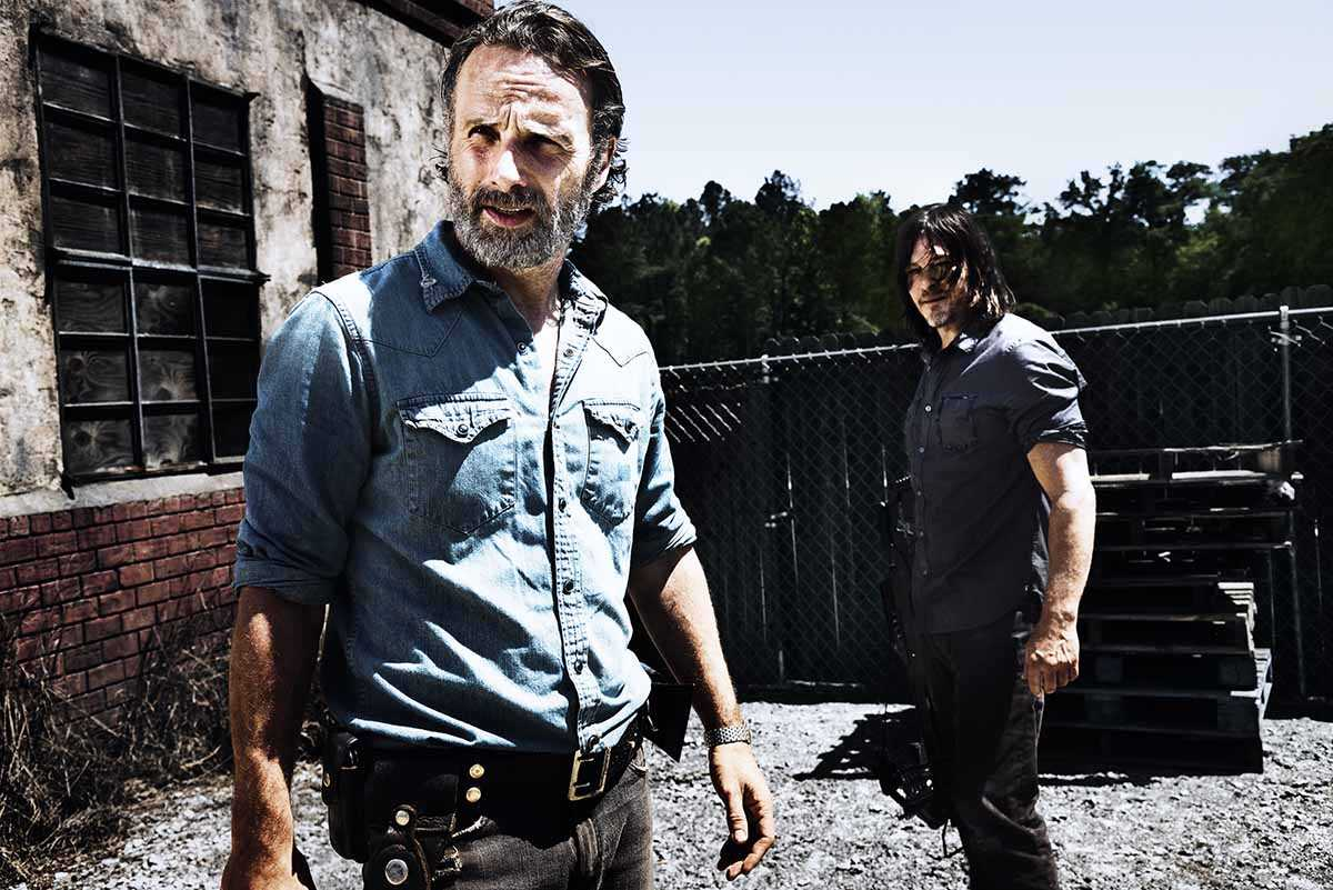 The Walking Dead: finale di stagione su FOX