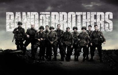 """""""Band of Brothers"""", da domani (9 novembre), ogni giovedì, in prima serata su CIELO"""