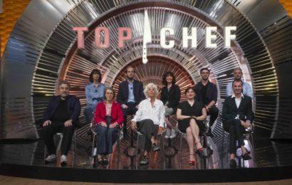 Giuria di esperti per la semifinale di Top Chef Italia su Nove