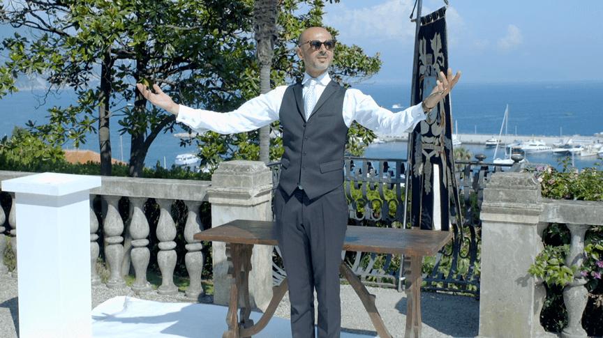 """Su Real Time matrimoni dietro le quinte con Enzo Miccio in """"Diario di un wedding planner"""""""