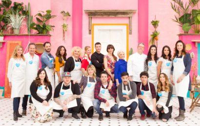 """Su Real Time arriva la """"Celebrity edition"""" di Bake Off Italia"""