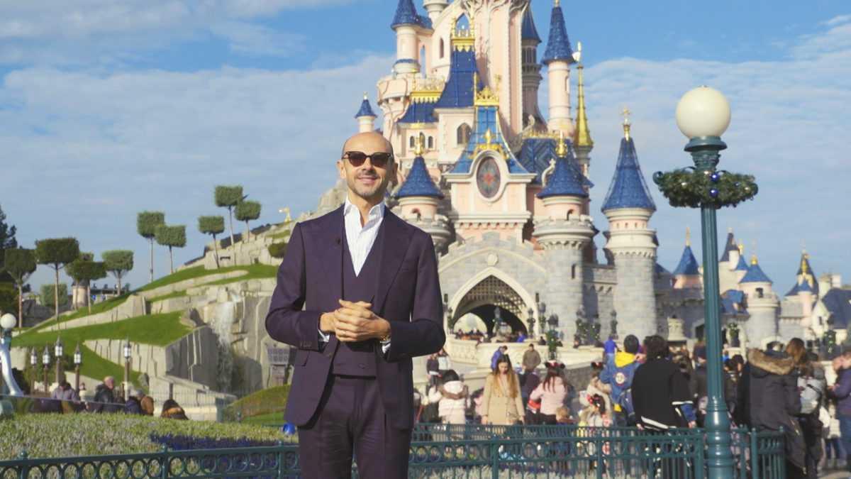 "Su Real Time puntata speciale di ""Diario di un wedding planner"" a Disneyland Paris"