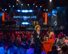 """Fiorella Mannoia ospite a """"Radio Italia Live"""" mercoledì 13 Dicembre"""