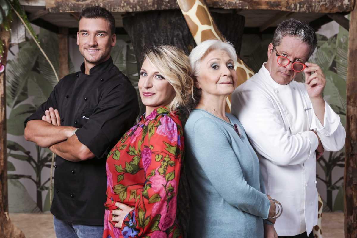 Bake Off Italia - Celebrity Edition, puntata speciale a sostegno di Emergency