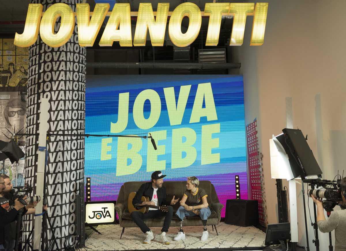 """Lo speciale """"Jova e Bebe"""" su VH1, Spike e Paramount Channel"""