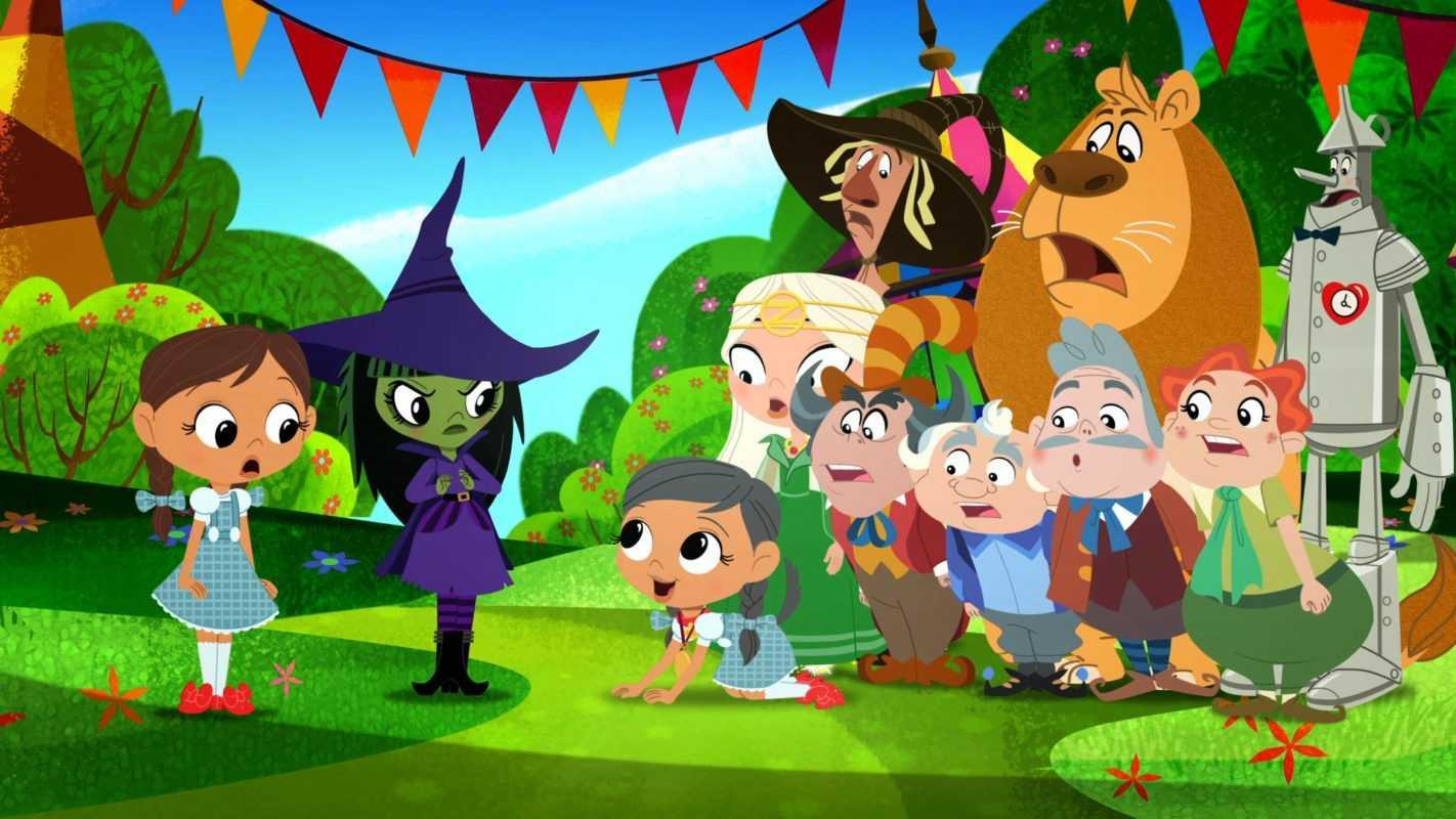 Dorothy e le meraviglie di oz i nuovi episodi in prima tv