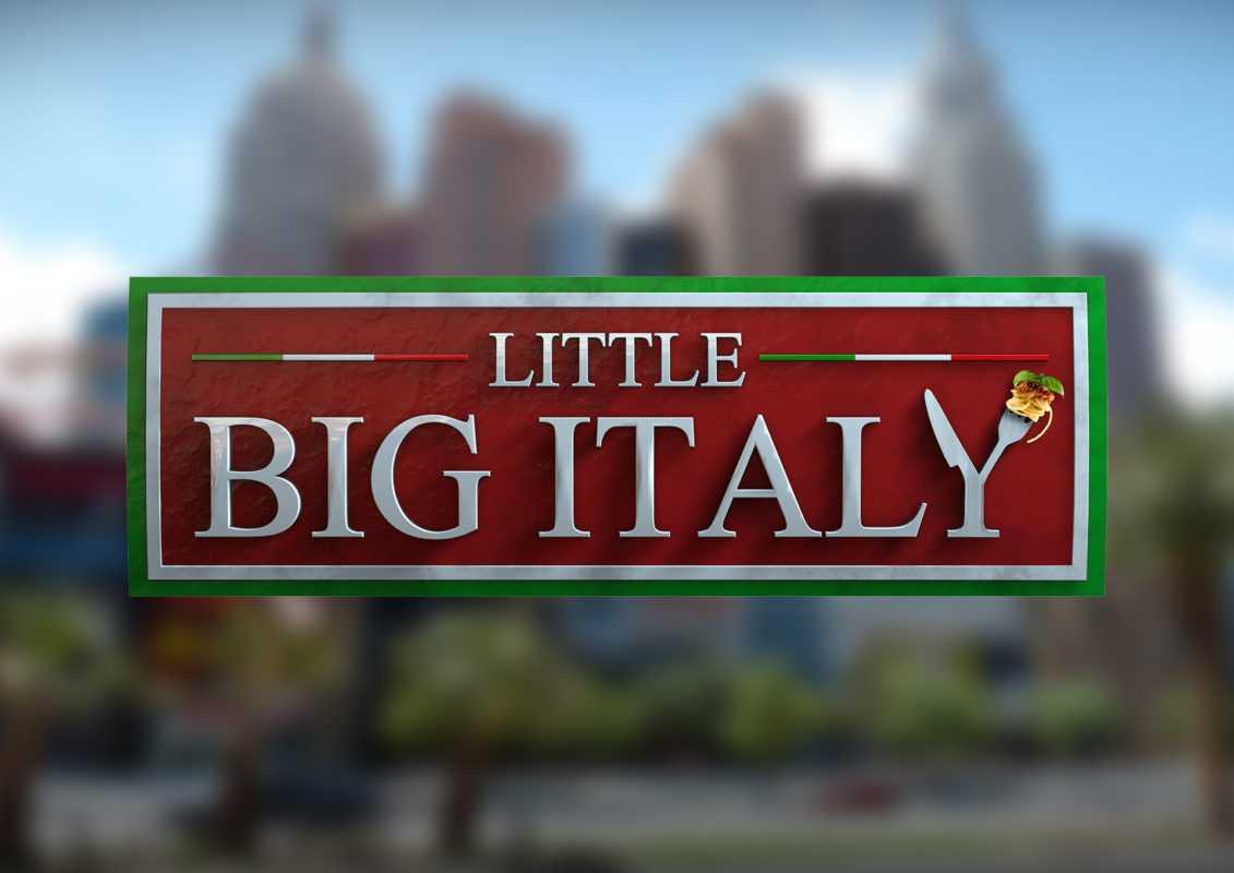 "Francesco Panella presenta ""Little Big Italy"" sul NOVE"
