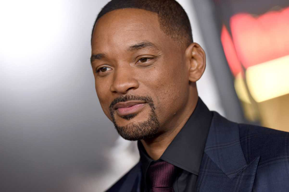 "Will Smith will host the 10-episode global event series ""One Strange Rock"".  The show is slated to premiere on National Geographic globally in March 2018. (Photo by Axelle/Bauer-Griffin/FilmMagic)"