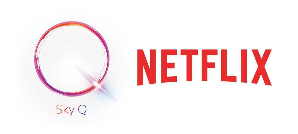 Accordo Sky - Netflix: i contenuti di Netflix attraverso Sky Q