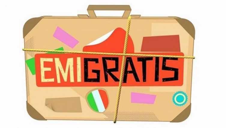 "Al via ""Emigratis"" in prima serata su Italia1"