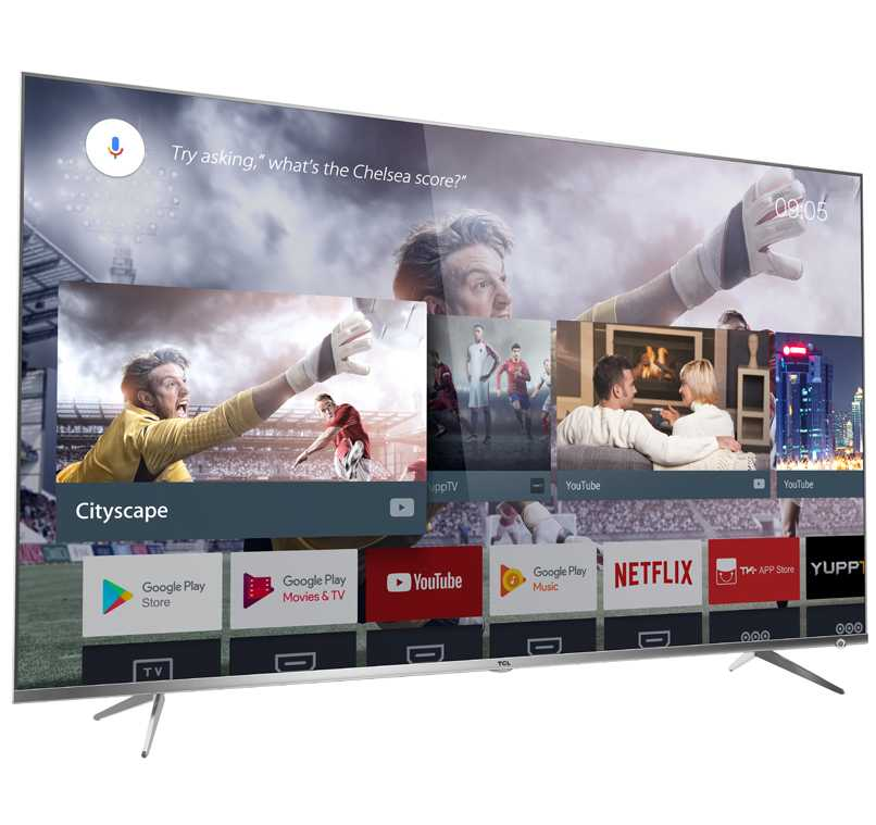 TCL lancia tre nuove serie di Android TV: serie EP68, EP64 e EP66